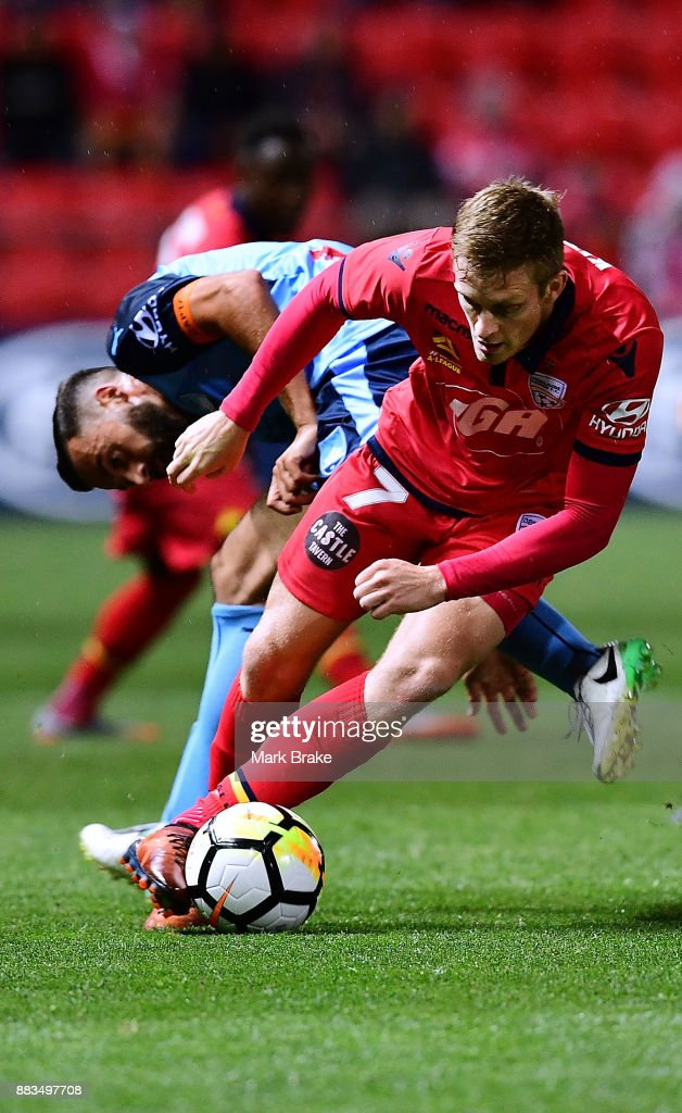 A-League Rd 9 - Adelaide v Sydney