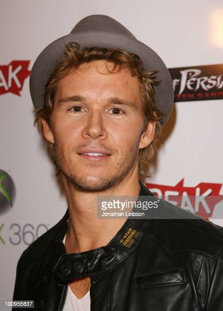 Ryan Kwanten arrives for the Ubisoft Celebrates Prince Of Persia Video Game Launch With Ryan Kwanten at SkyBar at the Mondrian Los Angeles on May 25...