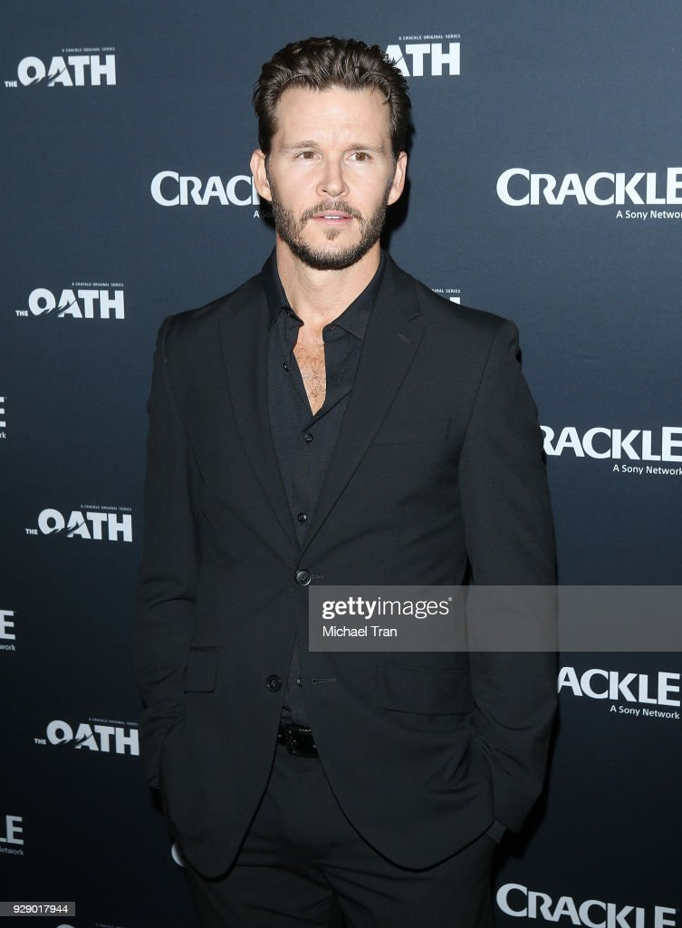 """Crackle's """"The Oath"""" Premiere - Arrivals"""