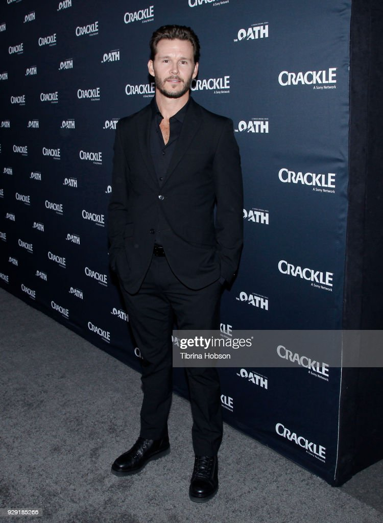 "Premiere Of Crackle's ""The Oath"" - Red Carpet"