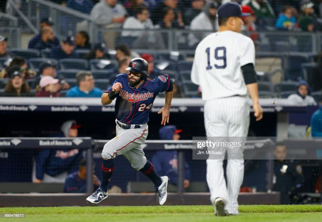 Minnesota Twins v New York Yankees