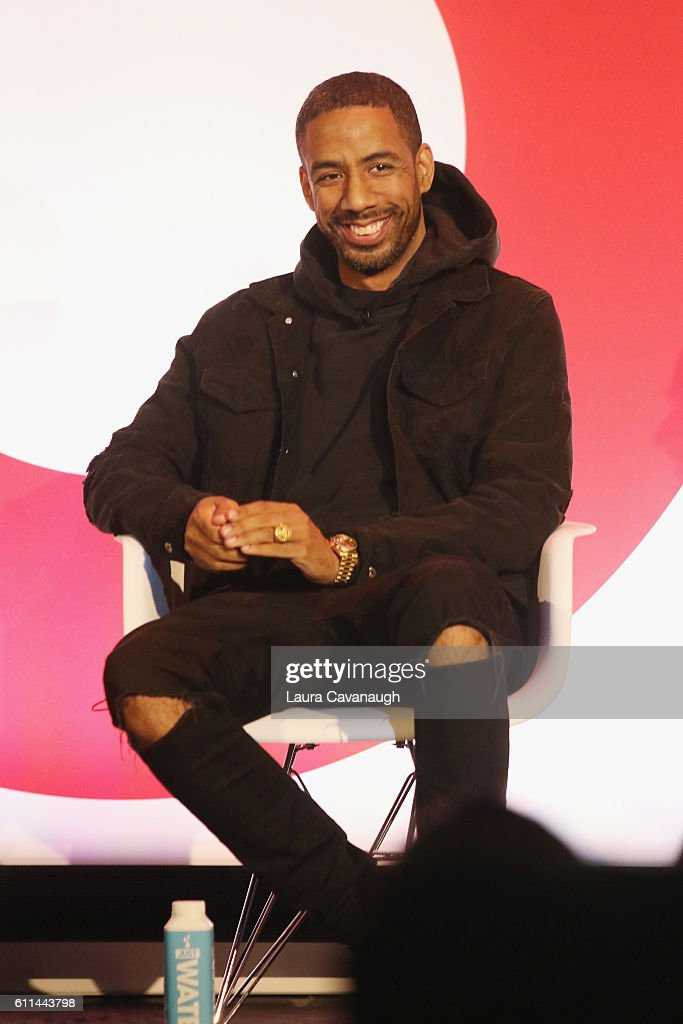 Ryan Leslie speaks onstage at the Make Yourself Uncomfortable panel at B.B. King during 2016 Advertising Week New York on September 29, 2016 in New York City.