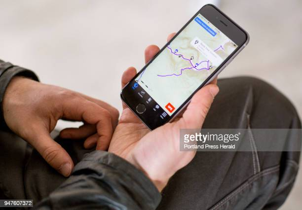 Ryan Linn is the iOS developer and cofounder of Atlas Guides which offers mapbased navigational smartphone guides for hiking and cycling adventures