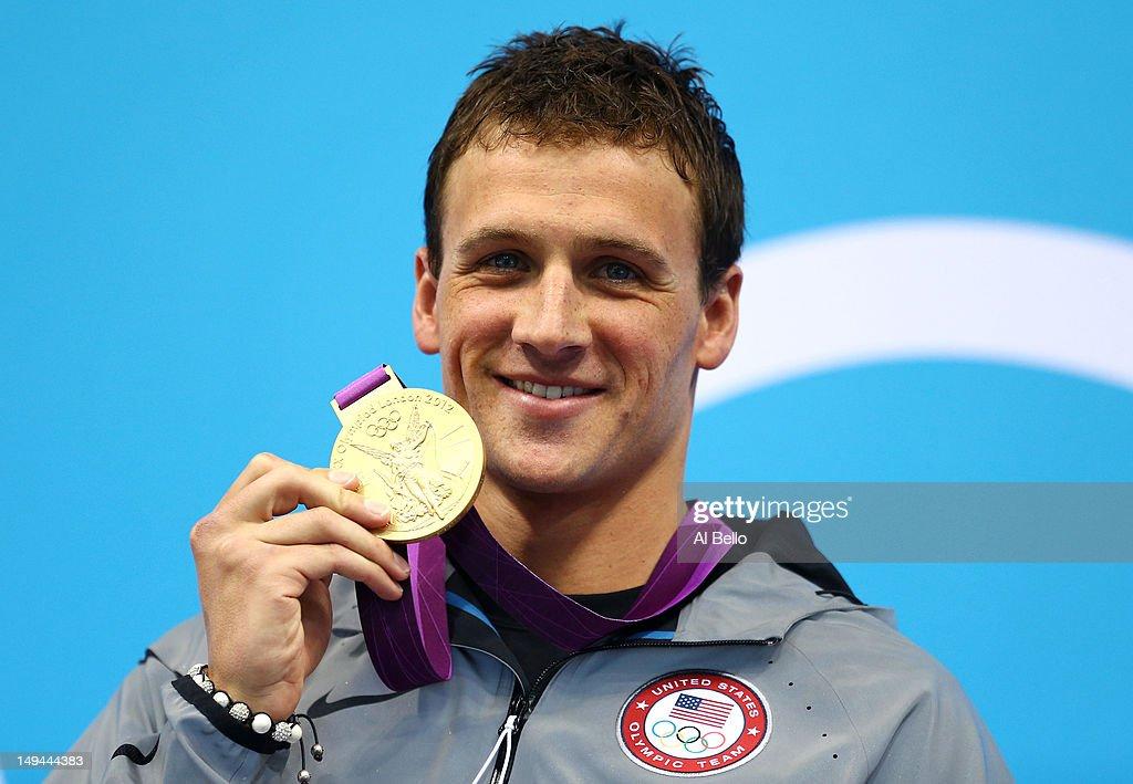 Olympics Day 1 - Swimming : News Photo