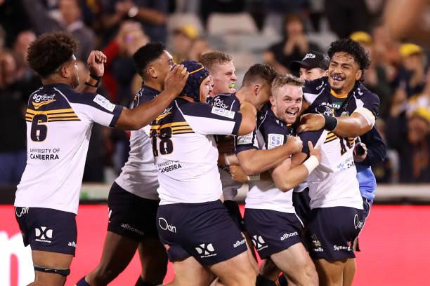 AUS: Super Rugby AU Rd 3 - Rebels v Brumbies