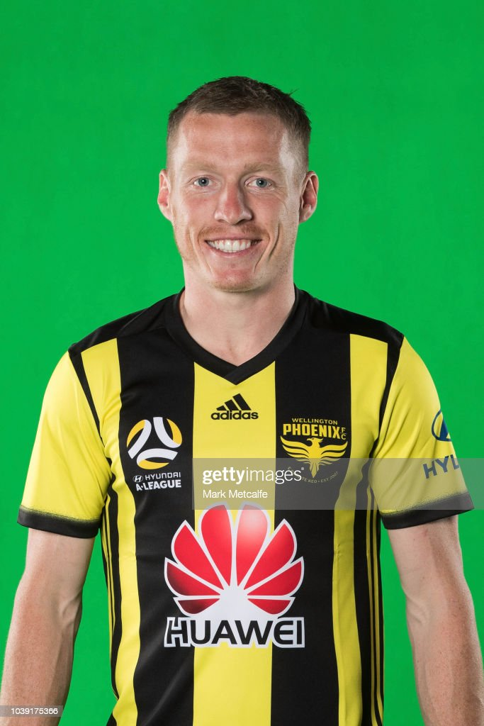 Wellington Phoenix 2018/19 Headshots Session
