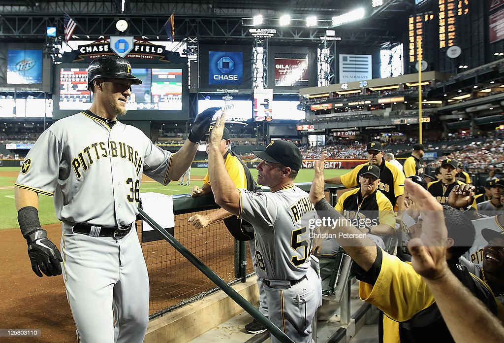 Pittsburgh Pirates v Arizona Diamondbacks