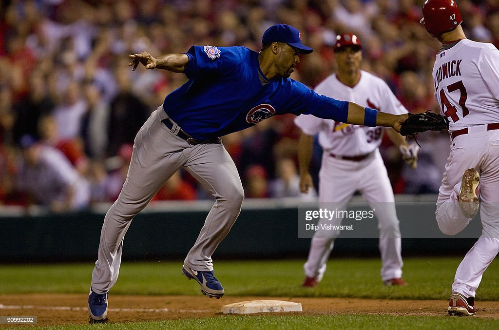 Chicago Cubs v St. Louis Cardinals