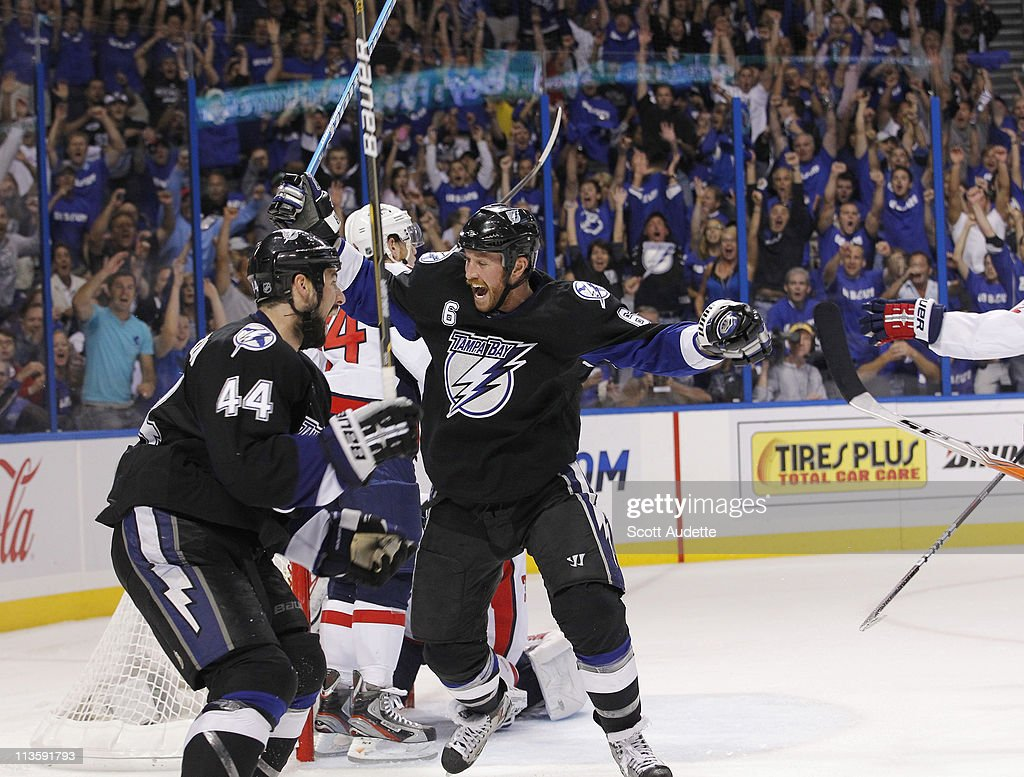 Washington Capitals v Tampa Bay Lightning - Game Three