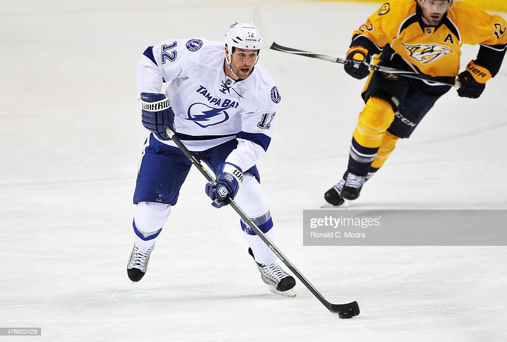 Tampa Bay Lightning v Nashville Predators : News Photo