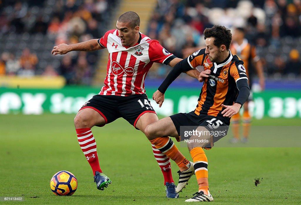 Hull City v Southampton - Premier League : News Photo
