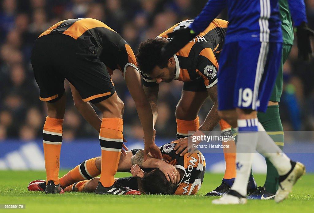 Chelsea v Hull City - Premier League : News Photo