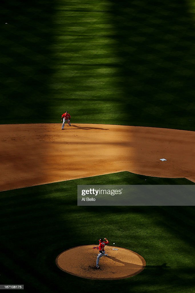 Global Sports Pictures of the Week - 2013, April 22