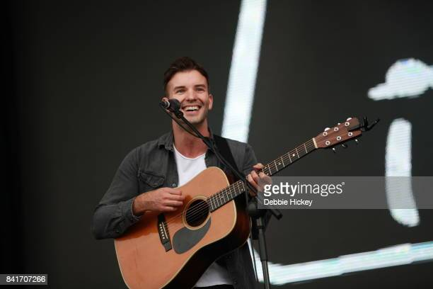01 Ryan Mc Closkey of Little Hours performs at Electric Picnic Festival at Stradbally Hall Estate on September 1 2017 in Laois Ireland