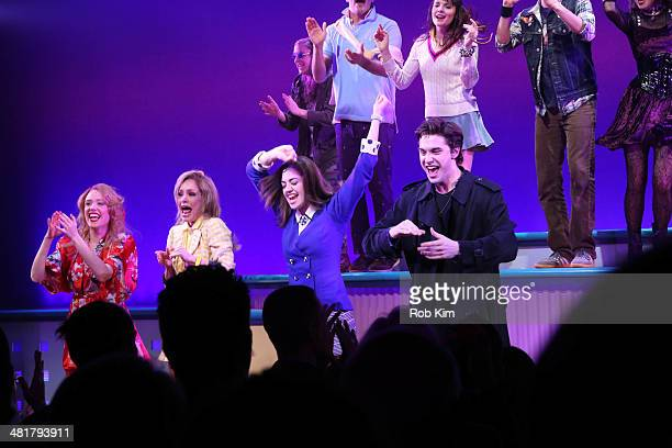 60 Top Heathers The Musical Off Broadway Opening Night
