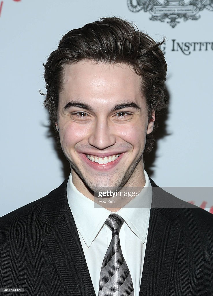 Ryan McCarten attends the afterparty for off Broadway opening night of 'Heathers The Musical' at John's Pizzeria on March 31, 2014 in New York City.