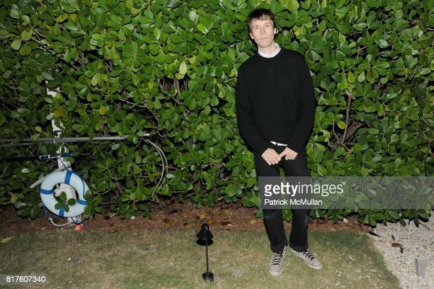Ryan McGinley attends Playboy presents the NUDE IS MUSE An Art Salon for Art Basel Miami 2010 at The Standard Hotel on December 4 2010 in Miami...