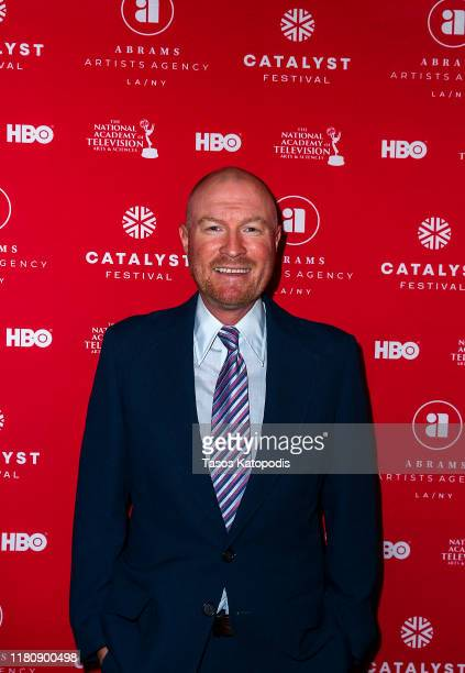 Ryan Mcgovern attends the Catalyst Content Awards Gala on October 13 2019 in Duluth Minnesota