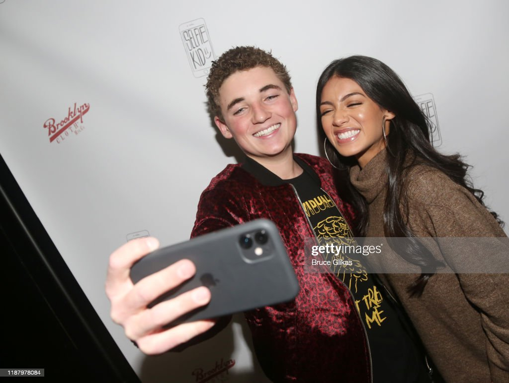 Selfie Kid X Brooklyn Cloth T-Shirt Collaboration Launch Event : News Photo