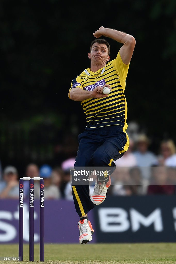 Middlesex v Hampshire - NatWest T20 Blast