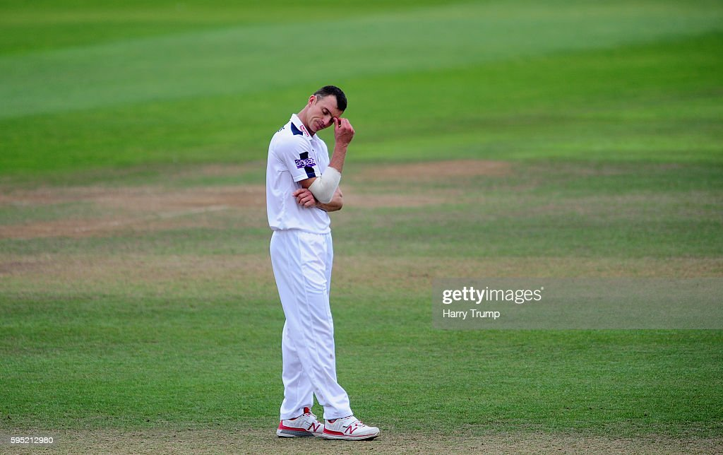 Somerset v Hampshire - County Championship Division One - Day Three