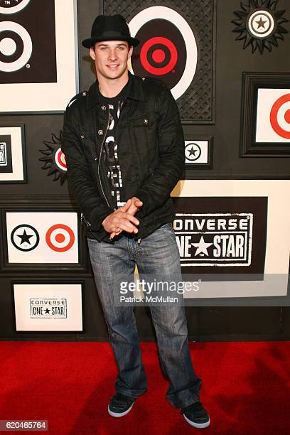 Ryan Merriman attends Target Converse One Star Movie Award After Party at The Lot on June 1 2008 in Hollywood CA