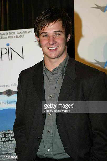 Ryan Merriman during AFI Film Festival Screening of James Redford's Directorial Debut Spin at Arclight Cinema in Holllywood California United States