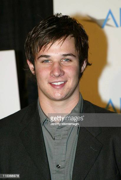 Ryan Merriman during AFI Film Festival Screening of James Redford's Directorial Debut 'Spin' at Arclight Cinema in Holllywood California United States