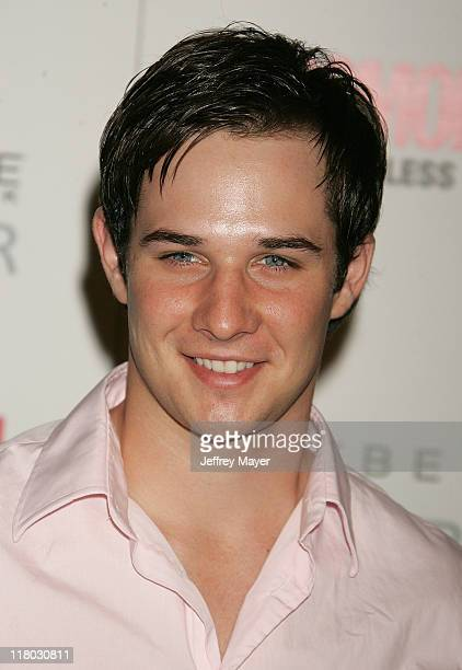 Ryan Merriman during Cosmopolitan Presents Its Fun Fearless Male Awards Arrivals at Day After in Hollywood California United States