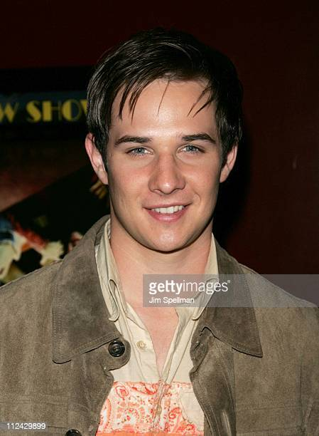 Ryan Merriman during 'Final Destination 3' New York Screening at City Cinemas Village East in New York City New York United States