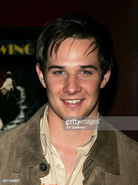Ryan Merriman during Final Destination 3 New York Screening at City Cinemas Village East in New York City New York United States