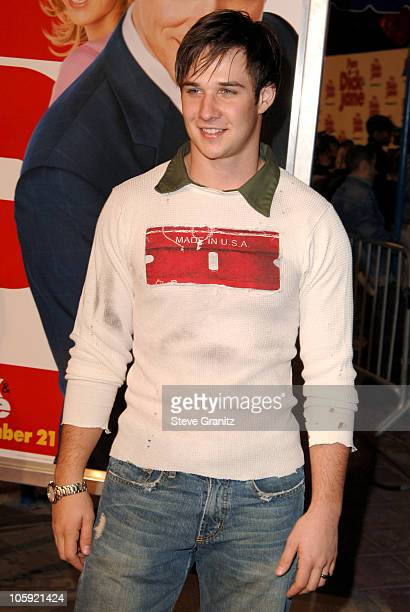 Ryan Merriman during 'Fun with Dick and Jane' Los Angeles Premiere Arrivals at Mann Village Theater in Westwood California United States