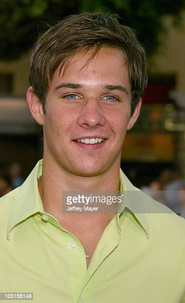 Ryan Merriman during 'SWAT' Premiere at Mann Village Theatre in Westwood California United States