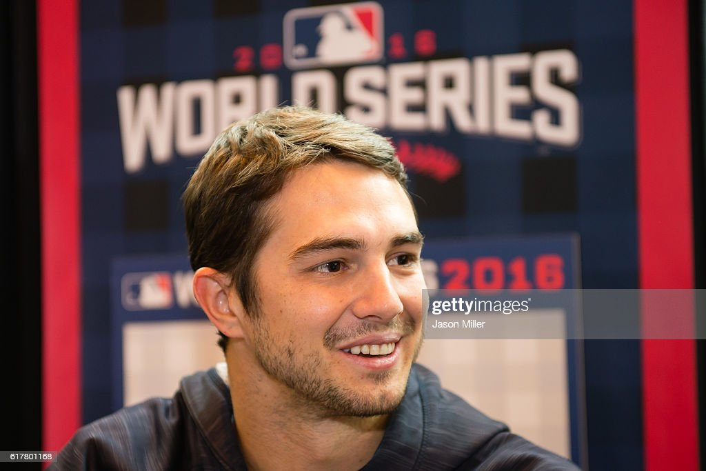 World Series - Chicago Cubs v Cleveland Indians - Media Day