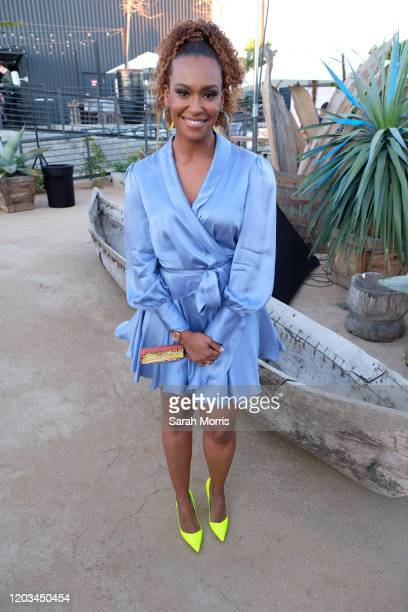 Ryan Michelle Bathe attends #BlogHer20 Health at Rolling Greens Los Angeles on February 01 2020 in Los Angeles California