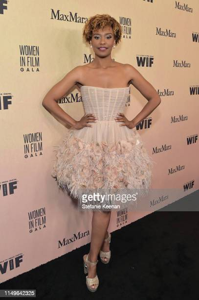 Ryan Michelle Bathe attends the 2019 Women In Film Annual Gala Presented by Max Mara with additional support from partners Delta Air Lines and Lexus...