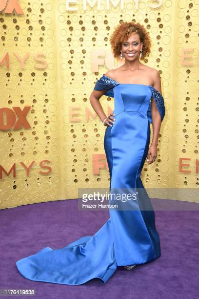 Ryan Michelle Bathe attends the 71st Emmy Awards at Microsoft Theater on September 22 2019 in Los Angeles California