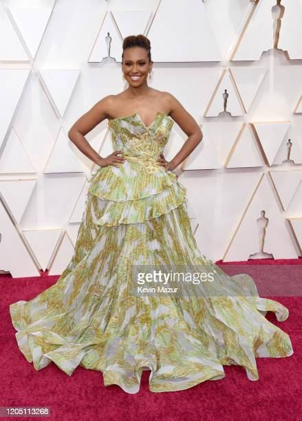 Ryan Michelle Bathe attends the 92nd Annual Academy Awards at Hollywood and Highland on February 09 2020 in Hollywood California