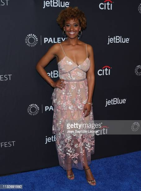 Ryan Michelle Bathe attends the Paley Center For Media's 2019 PaleyFest LA Star Trek Discovery and The Twilight Zone held at the Dolby Theater on...