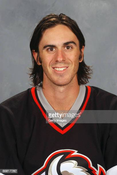 Ryan Miller of the Buffalo Sabres poses for a portrait at HSBC Arena on September 122005 in BuffaloNew York