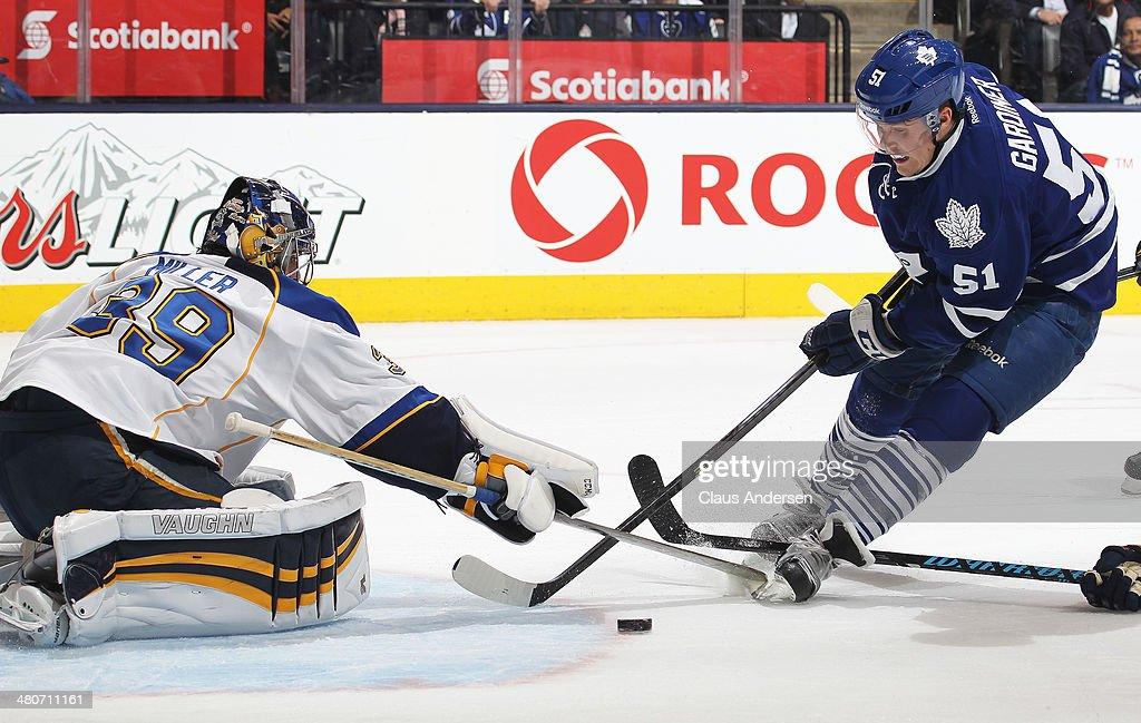 St. Louis Blues v Toronto Maple Leafs : News Photo
