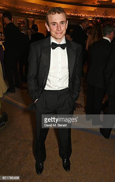 Ryan Moore attends The Cartier Racing Awards 2016 at The Dorchester on November 8 2016 in London England