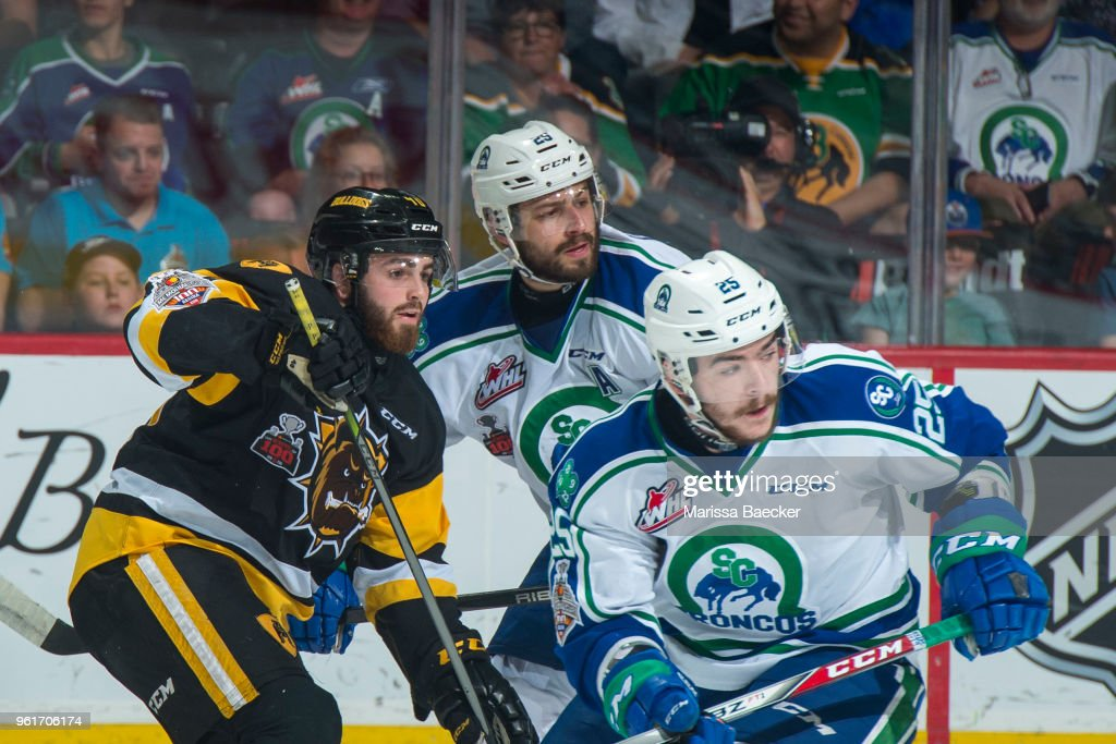 2018 Memorial Cup - Game Four : News Photo