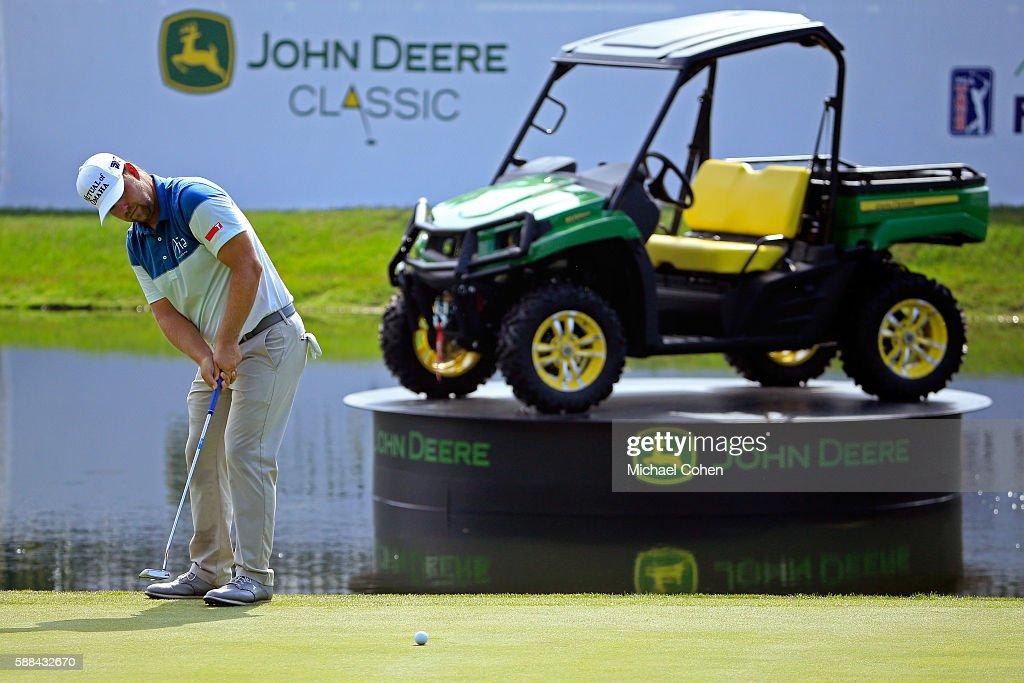John Deere Classic - Round One : News Photo