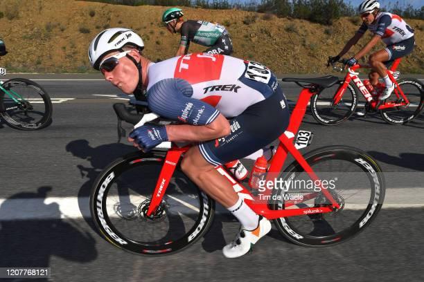 Ryan Mullen of Ireland and Team Trek - Segafredo / during the 46th Volta ao Algarve 2020, Stage 3 a 201,9Km stage from Faro to Tavira / #VAlgarve2020...