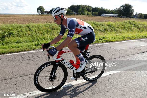Ryan Mullen of Ireland and Team Trek - Segafredo during the 78th Tour de Pologne 2021, Stage 1 a 216km stage from Lublin to Chełm 212m /...