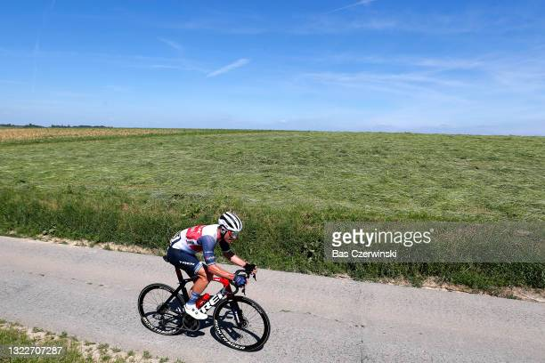 Ryan Mullen of Ireland and Team Trek - Segafredo during the 90th Baloise Belgium Tour 2021, Stage 1 a 175,3km stage from Beveren to Maarkedal /...