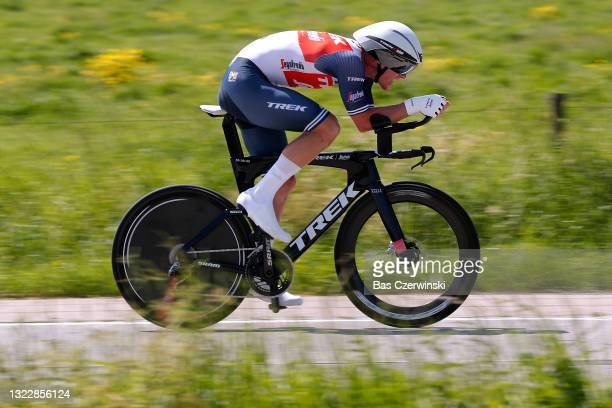 Ryan Mullen of Ireland and Team Trek - Segafredo during the 90th Baloise Belgium Tour 2021, Stage 2 a 11,2km Individual Time Trial stage from...