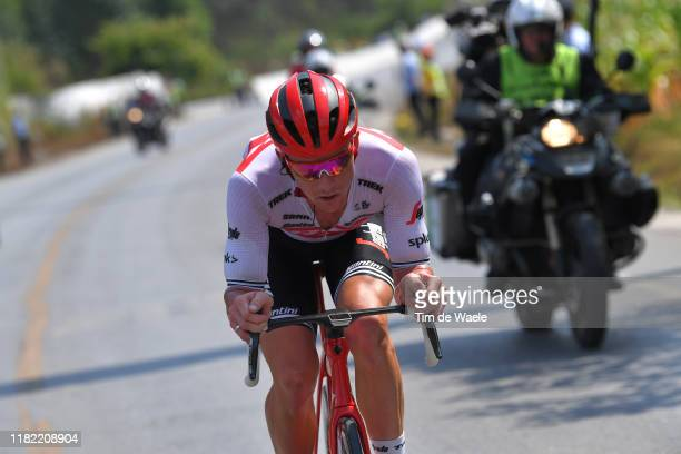 Ryan Mullen of Ireland and Team Trek-Segafredo / during the 3rd Tour Of Guangxi 2019 - Stage 4 a 161,4km stage from Guangxi Arts and Culture Center...