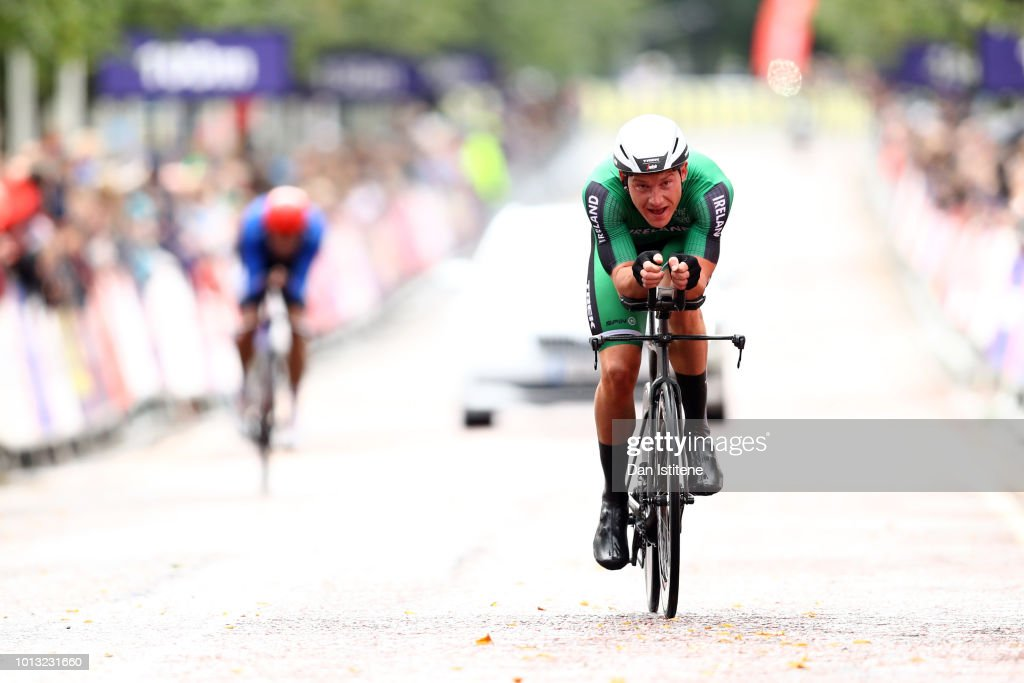 Road Cycling - European Championships Glasgow 2018: Day Seven : News Photo
